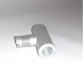 Дозатор газа 20х20 (алюминиевый)