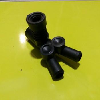 Дозатор газа 19х12х12 с одной регулировкой (пластмассовый)