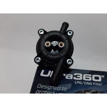 Фильтр паровой фазы с отстойником Alex Ultra 360, 12х12