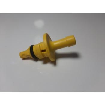 Калибровочный штуцер форсунок A.E.B. желтый (1,8мм)