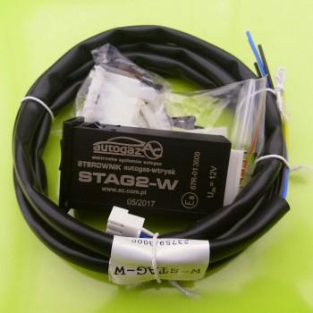Кнопка переключения инжекторная STAG 2W