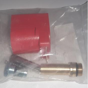 Ремкомплект катушки редуктора Astar Gas (сердечник, якорь с пружинкой и катушкой)