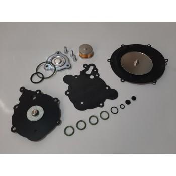 Ремкомплект редуктора Tomasetto AT07 с тосольной мембраной