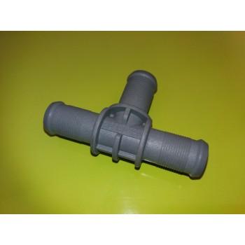 Тосольное соединение, тройник 16х16х16, пластик